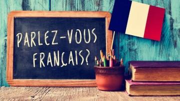 "Inscriben para tomar clases gratuitas de ""Francés"""