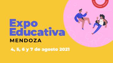 En agosto se realizará la Expo Educativa Mendoza 2021