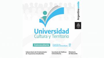 """Extensionistas podrán inscribirse en """"Universidad, Cultura y Territorio"""""""